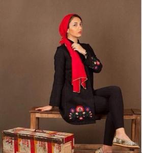 مدل مانتو جدید ایرانی167