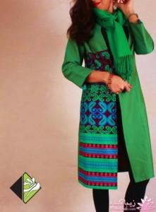 مدل مانتوی ایرانی249