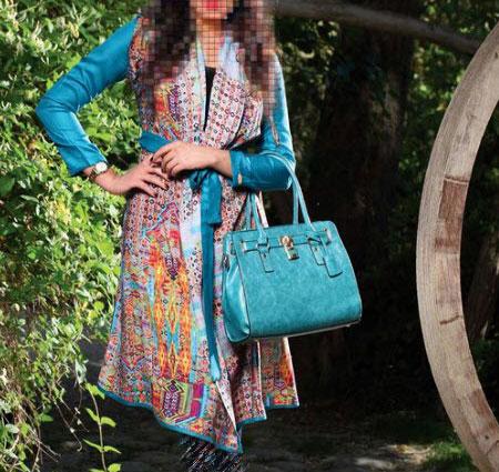 مدل مانتوی ایرانی 253