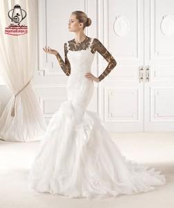 مدل لباس عروس 7