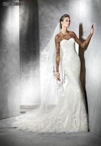 مدل لباس عروس9