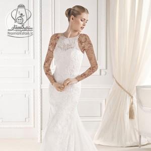 مدل لباس عروس 5