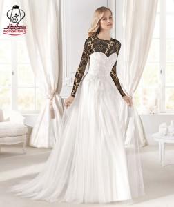 مدل لباس عروس 8