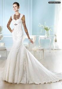 مدل لباس عروس 9