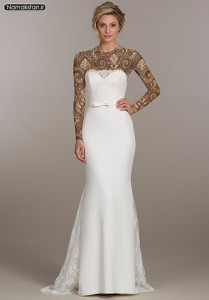 مدل لباس عروس 6