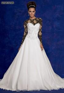 مدل لباس عروس4