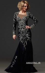 مدل لباس مجلسی 1