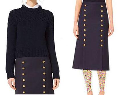 لباس زنانه برند مایکل کورس, جدیدترین لباس پاییزی زنانه