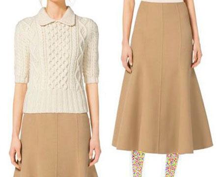 طراحی لباس های برند مایکل کورس,مدل بلوز و شلوار پاییزی زنانه برند مایکل کورس