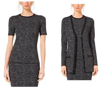 جدیدترین لباس پاییزی زنانه, طراحی لباس های برند مایکل کورس
