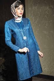 مدل مانتو مجلسی ایرانی 333