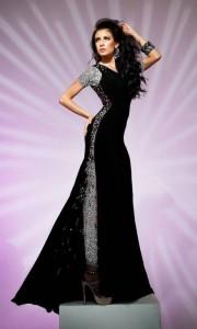 مدل لباس شب سری4