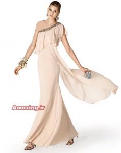 مدل لباس شب سری5