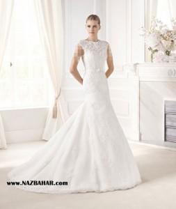مدل لباس عروس سری 3