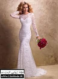 مدل لباس عروس سری 1