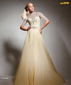 مدل لباس نامزدی سری 8