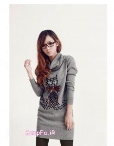 مدل لباس دخترانه سری 3