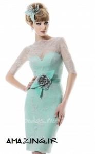 مدل لباس مجلسی سری 14