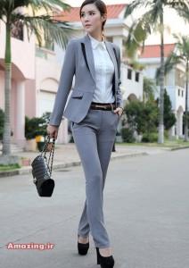 مدل کت و شلوار زنانه سری 9