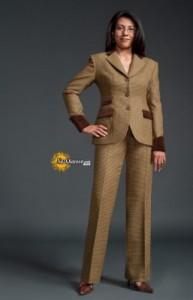مدل کت و شلوار زنانه سری5