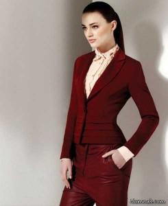 مدل کت و شلوار زنانه سری 10