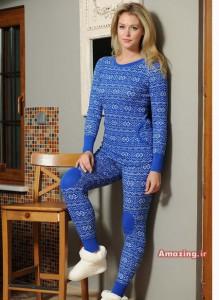 مدل لباس خواب سری 5
