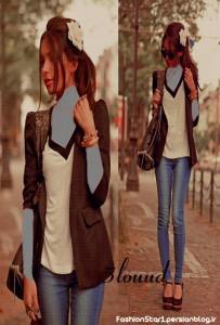 مدل لباس دخترانه سری10