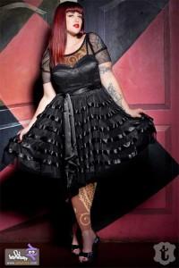 مدل لباس شب سری3