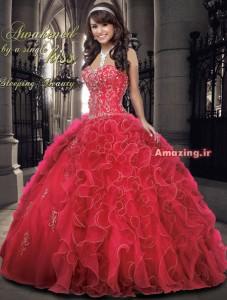 مدل لباس نامزدی سری 5