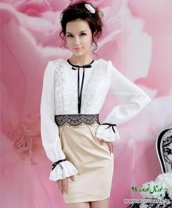 مدل لباس دخترانه سری11
