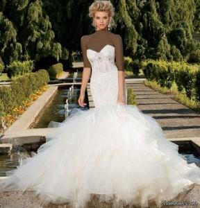 مدل لباس عروس سری 5