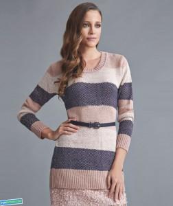 مدل لباس بافتنی سری12