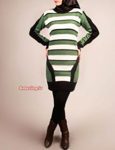 مدل لباس بافتنی سری24