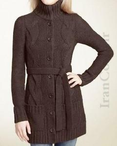 مدل لباس بافتنی سری13