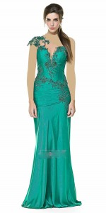 مدل لباس مجلسی گیپور سری31