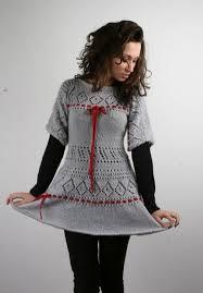 مدل لباس بافتنی سری15