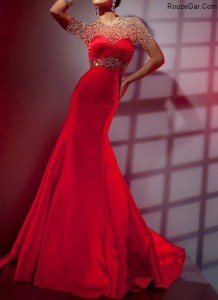 مدل لباس مجلسی سری16