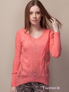 مدل لباس بافتنی سری 2