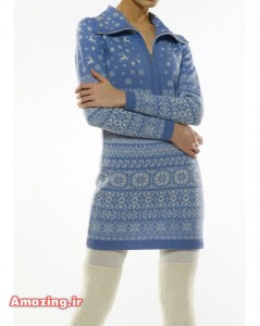 مدل لباس بافتنی سری21