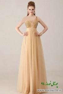 مدل لباس مجلسی گیپور سری28