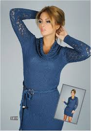 مدل لباس بافتنی سری7