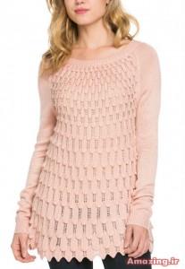 مدل لباس بافتنی سری1
