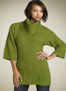 مدل لباس بافتنی سری18