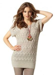 مدل لباس بافتنی سری5