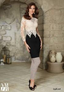 مدل لباس شب سری سری10