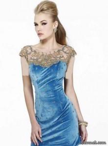 مدل لباس مجلسی سری41