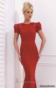 مدل لباس مجلسی سری39