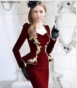 مدل لباس دخترانه سری32