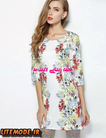 مدل لباس دخترانه سری43