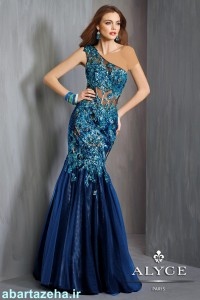 مدل لباس شب سری8